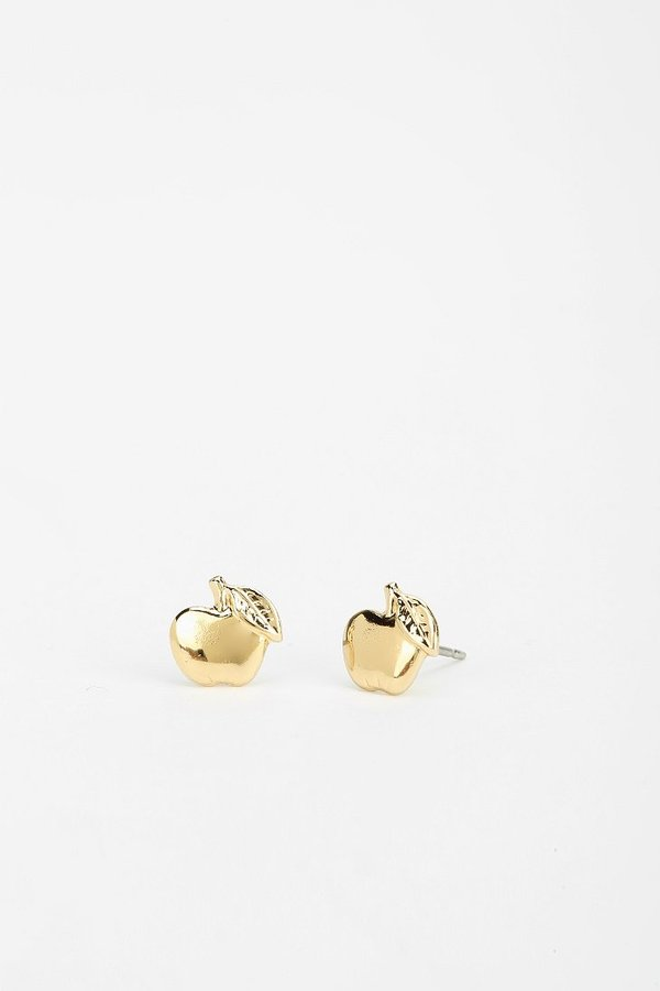 Bing Bang X UO Little Apple Earring