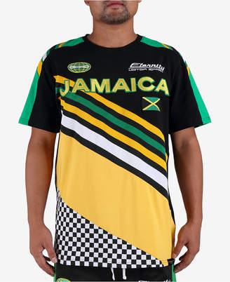 Hudson Nyc Men's Jamaica Racing T-Shirt