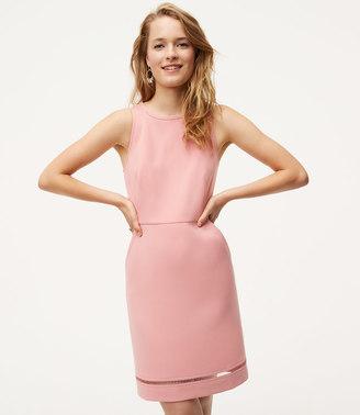 Cutout Pocket Sheath Dress $89.50 thestylecure.com