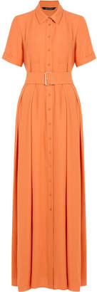 Tara Jarmon Belted Maxi Dress