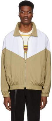 Noon Goons Khaki Mall Jogger Jacket