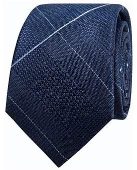 Geoffrey Beene Windowpane Check Tie