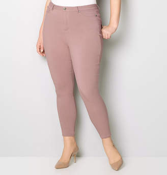 Avenue 5 Pocket Stretch Jean in Rose