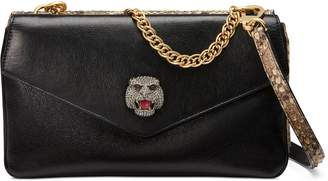 Gucci Thiara Python Double Envelope Shoulder Bag w0Ic5vfZz
