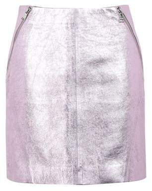 Karl Lagerfeld x KAIA Knee length skirt