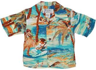 Avanti Boys Toddler Hula Shirt