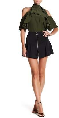 Parker Zip Front Skirt