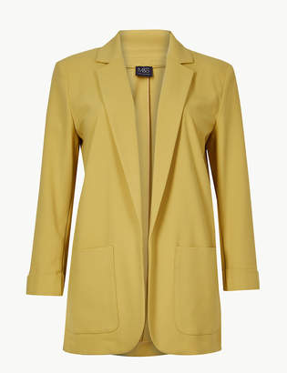 Marks and Spencer Relaxed Patch Pocket Blazer