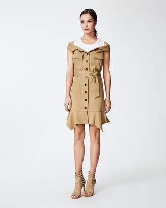 Nicole Miller Trench Dress