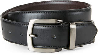 Bosca Black & Brown Reversible Belt