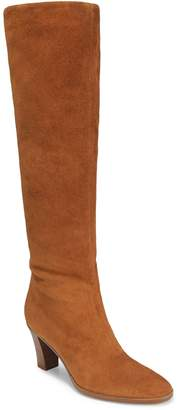 Vince Tall Suede Boots