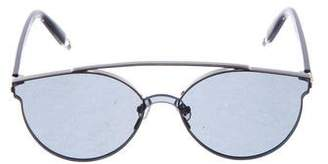 Gentle Monster Tilda Swinton x Trick Of The Light Sunglasses