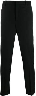 Neil Barrett tapered tailored trousers