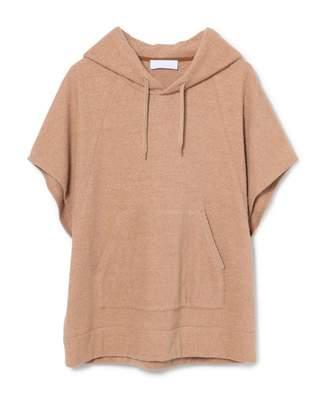ADAM ET ROPÉ (アダム エ ロペ) - アダム エ ロペ ファム 【ilk】sleeveless hoodie