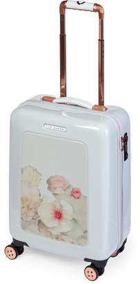 "Ted Baker 21"" Cream Chelsea Floral Upright Spinner"