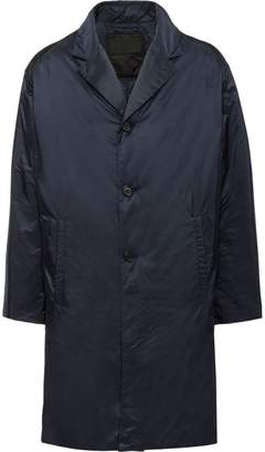 Prada technical nylon raincoat