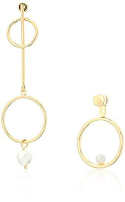 Danielle Nicole Balance Mismatch Earrings