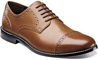 Nunn Bush Norcross Men's Cap Toe Dress Oxford Shoes