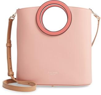 Kate Spade Medium Betty Leather Bucket Bag