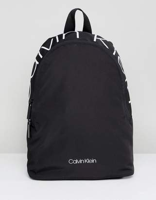 Calvin Klein Jeans Backpack With Contrast Logo