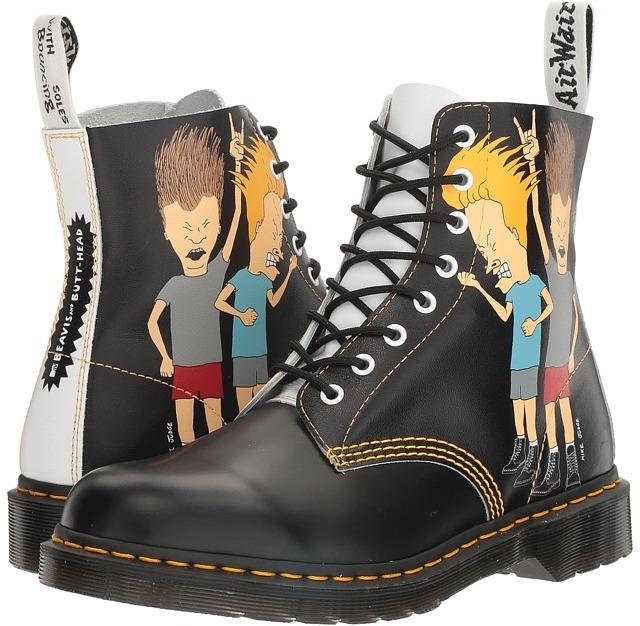 Dr. MartensDr. Martens - Beavis and Butt-Head Pascal Boots