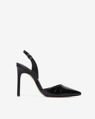 Express Slingback Pumps