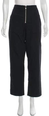 CHRISTOPHER ESBER High-Rise Cropped Pants w/ Tags
