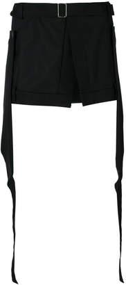 Les Hommes skirt shorts