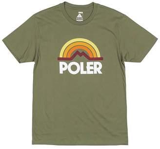 Poler Mountain Rainbow T-Shirt - Men's