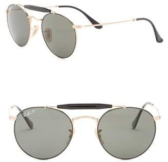 Ray-Ban 50mm Phantos Polarized Sunglasses