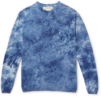 Remi Relief Tie-Dyed Linen T-Shirt
