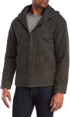 Levi's Workwear Hooded Jacket
