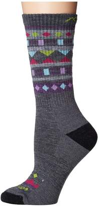 Darn Tough Vermont Trail Magic Boot Cushion Socks Women's Crew Cut Socks Shoes