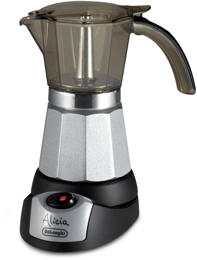 De'Longhi Alicia EMK6 Electric Moka Espresso Maker