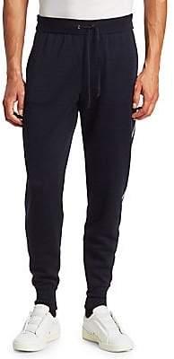 Ermenegildo Zegna Men's Wool-Blend Jogger Pants