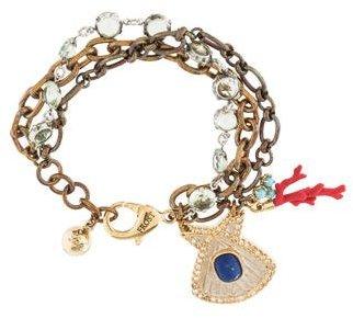Lulu Frost Marine Bracelet $145 thestylecure.com