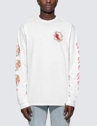 HUF Chloe K Yin-yang L/S T-Shirt