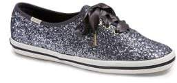 Keds X Kate Spade New York Champion Glitter Low-Top Sneakers
