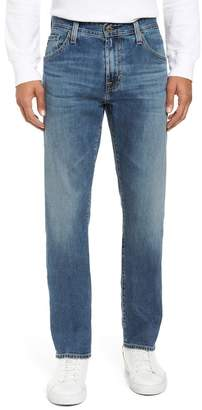 AG Jeans Ives Straight Leg Jeans (9 Years Hammer)