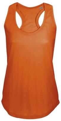 SOLS Womens/Ladies Moka Plain Sleeveless Tank Top (L)