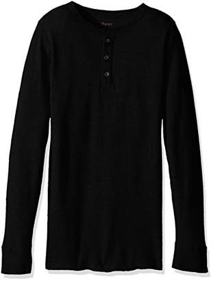 Hanes Men's Red Label X-Temp Thermal Henley