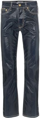 Eytys Cypress high-shine jeans