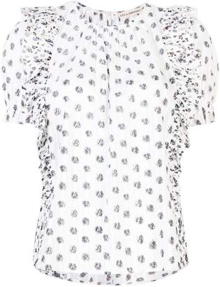 Ulla Johnson Gaia floral top