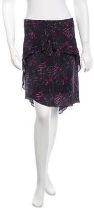 Richard Chai Printed Skirt