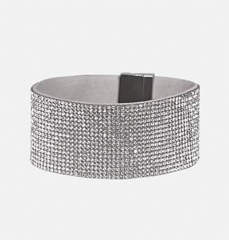 Avenue Diamond Shimmer Magnetic Bracelet