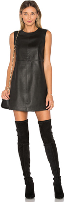 Muubaa Whiston Whip Dress $396 thestylecure.com