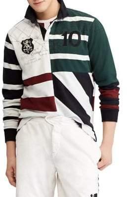 Polo Ralph Lauren Uneven Rugby Shirt
