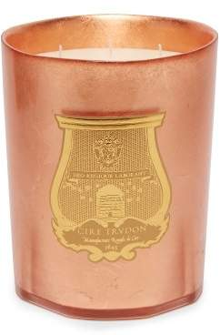 Cire Trudon Ernesto Large Scented Candle - Rose Gold