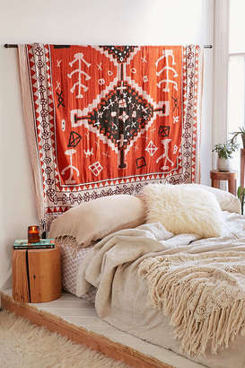Geo Boucherouite Tapestry