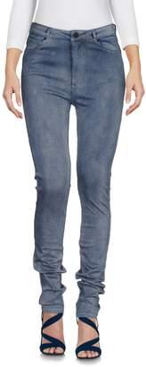 Acynetic Denim pants - Item 42676074LX